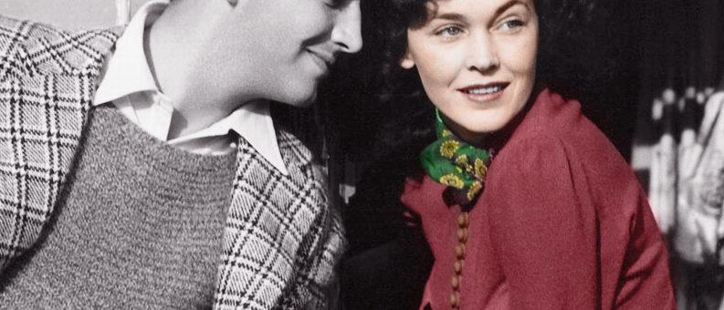 Original Caption: Robert Taylor while appearing in Metro-Goldwyn-Mayer British Studios